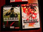 MGS3 SUBSISTANCE LE